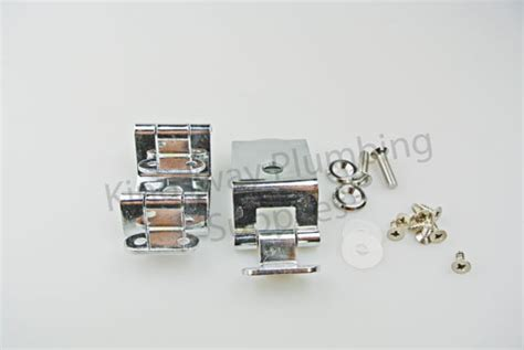 Accent Plumbing by Ideal Standard Accent Toilet Seat Fittings