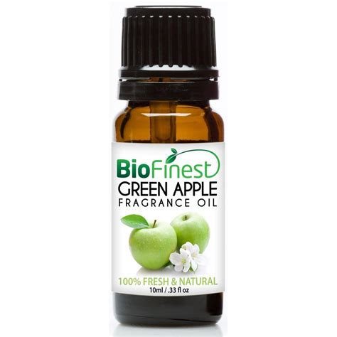 apple scents biofinest 100 green apple home fragrance oil for