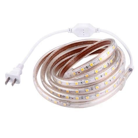 120 Leds Smd 5050 Casing Ip65 Waterproof Led Light Strip Led Light Casing
