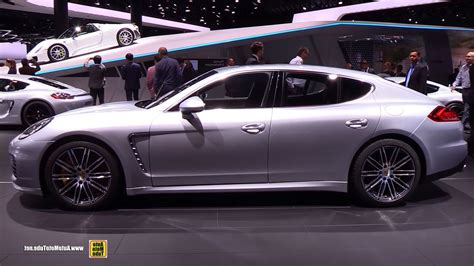 Porsche Panamera 2016 Wallpapers Hd Free Download
