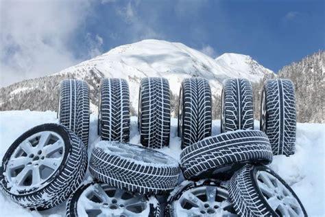 gomme invernali test pneumatici invernali ecco i migliori sul mercato