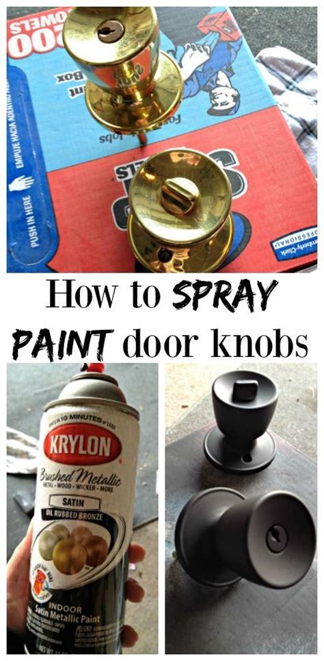 spray paint hacks best 25 painting tips ideas on