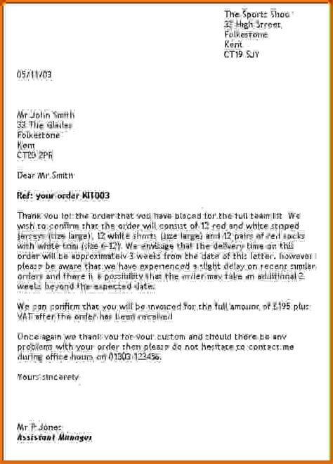 9  how to make formal letter   Lease Template