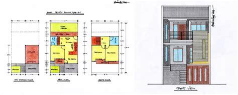 desain rumah minimalis type  pt architectaria media cipta