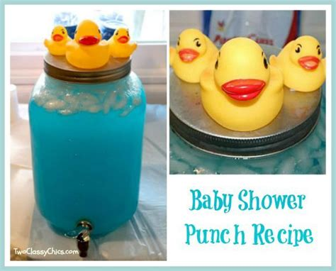 Blue Baby Shower Punch Recipes by 100 Blue Punch Recipes On Frozen Theme