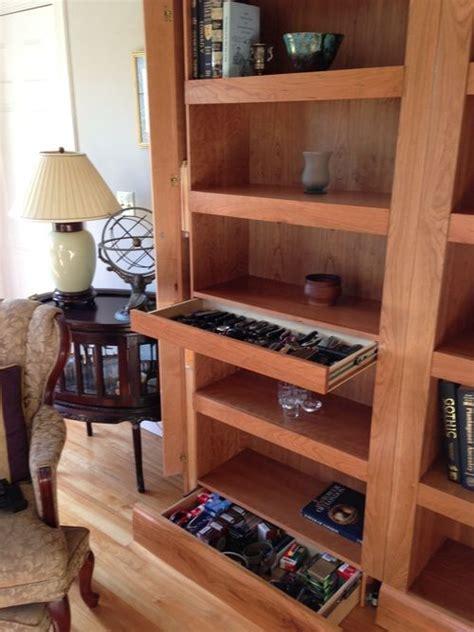 hidden gun cabinet bookcase hidden gun cabinet shelf woodworking projects plans
