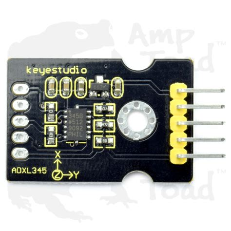 3 Axis Sensor Arduino by 2 X 3axis Accelerometer Sensor Tracks Position By Motion