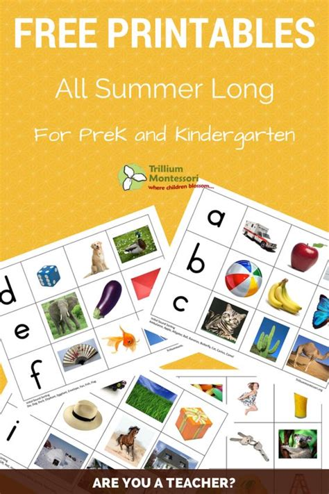 printable montessori sound book printables free printables and montessori on pinterest