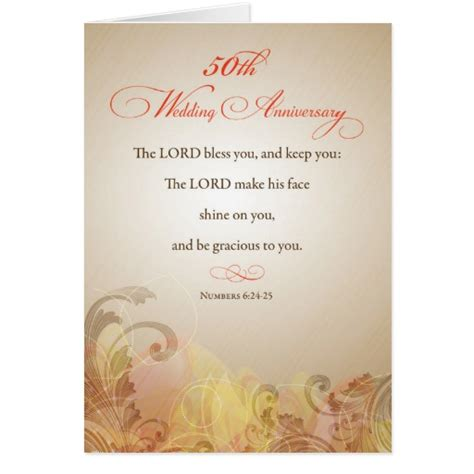 Wedding Anniversary Wishes In Christian by 50th Wedding Anniversary Christian Quotes Quotesgram