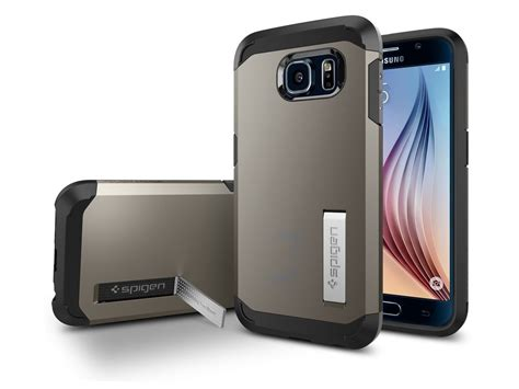 Spigen Slim Armor Samsung Galaxy S6 Hardc Limited tough it up 10 of the best samsung galaxy s6 rugged and