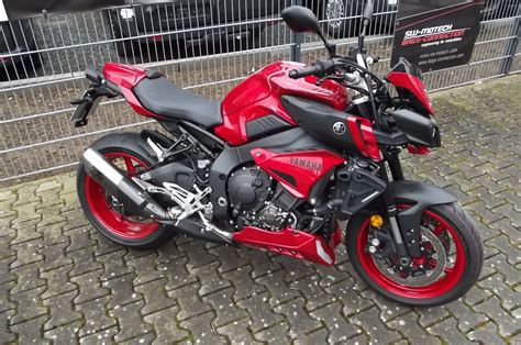 Yamaha Motorrad Mt 10 by Umgebautes Motorrad Yamaha Mt 10 Von Tec Motors