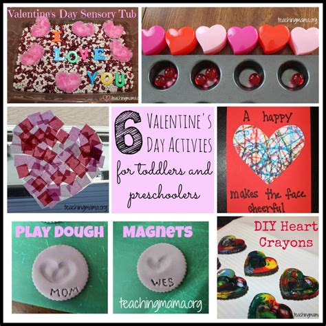 valentines dy s day activities
