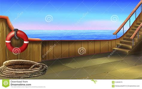 cartoon boat deck deck clip art www pixshark images galleries with a