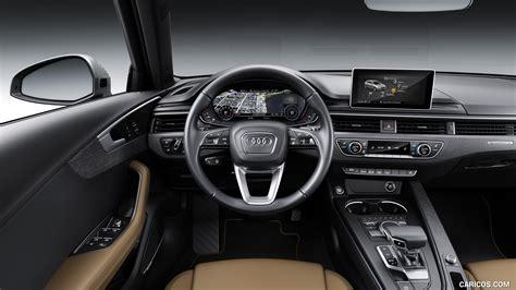 2019 audi a4 interior 2019 audi a4 avant interior cockpit hd wallpaper 18