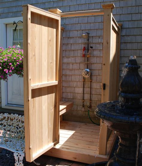 best outdoor shower the 25 best outdoor shower enclosure ideas on pinterest