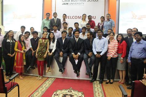 Jain College Bangalore Mba Ranking by Cms Business School Executive Mba Shiksharambh
