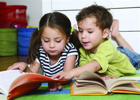 picture of children reading books choosing books for children 7