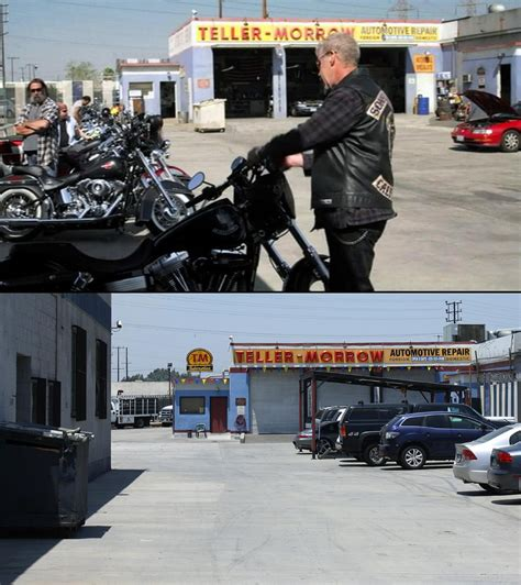 sons of anarchy filming location quot sons of anarchy quot top