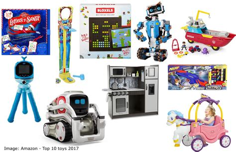 amazon most popular amazon unveils 2017 s top ten toys for christmas