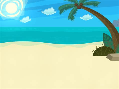 wallpaper cartoon beach beach background by xxgaby 23xx on deviantart