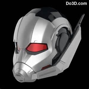 captain america helmet template version 3d printable model ant helmet from