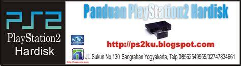 Meng Hardisk Ps2 trik seputar playstation 2 hardisk