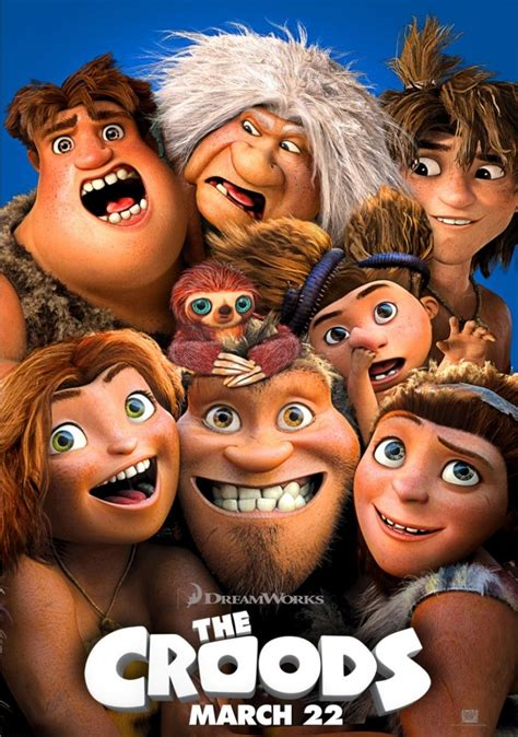 film cartoon the croods the croods this movie was a good surprise for me it was