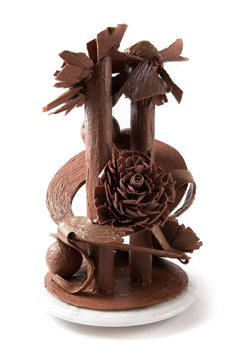Handmade Sculpture - 1000 images about chocolate sculptures on
