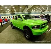 Dodge Ram Minotaur By PREFIX  The News Wheel