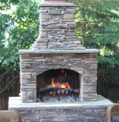 25 best ideas about outdoor fireplaces on