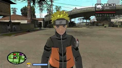 gta naruto mod game download gta sa naruto mod cleo old youtube