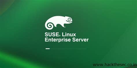 tutorial suse linux enterprise server set password policies in sles suse linux enterprise