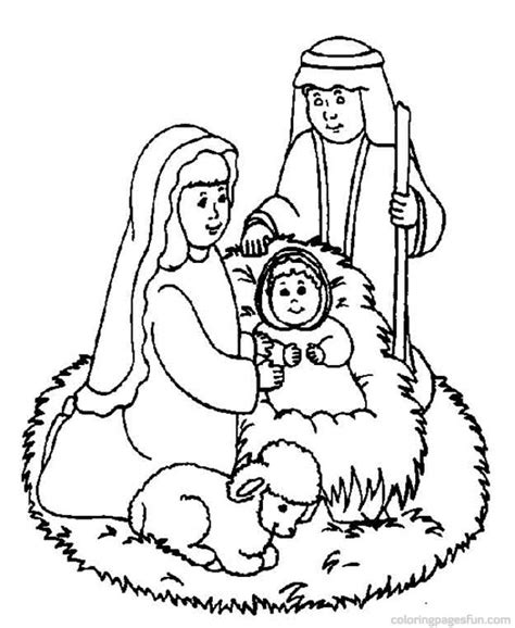 full size bible christmas story coloring pages 29 free