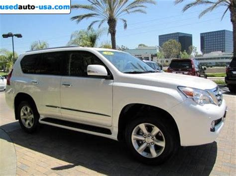 car owners manuals for sale 2010 lexus gx security system for sale 2010 passenger car lexus gx 460 premium newport beach insurance rate quote price 58995