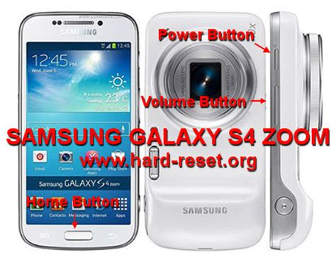 reset samsung zoom how to easily master format samsung galaxy s4 zoom sm