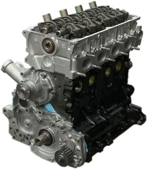 Mitsubishi 4g64 Engine Specs Rebuilt 2003 Mitsubishi Outlander 2 4l 4g64 Engine Ebay