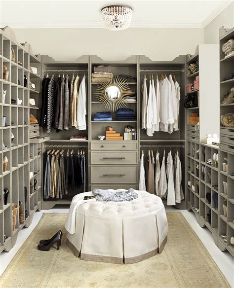 Closet Room by Storage Spaces How To Decorate