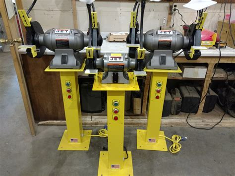 osha bench grinder no go grinder safety stand odiz