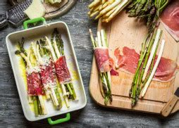 Killer Apps Prosciutto Wrapped Asparagus by News Top O The Cove New York Style Deli Feeding
