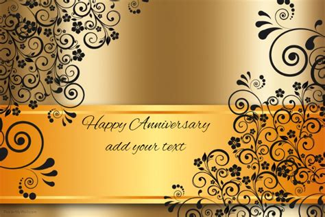 Anniversary Postcard Template Postermywall Anniversary Template