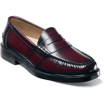 select loafers nunn bush lincoln mens loafers jcpenney