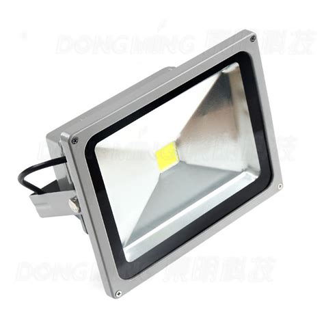 Led Outdoor 50w led flood light waterproof ip65 cold warm white rgb