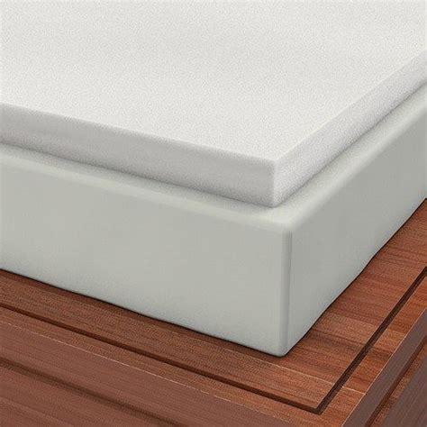 xl memory foam mattress topper soft sleeper 5 5 xl 4inch memory foam mattress pad ebay