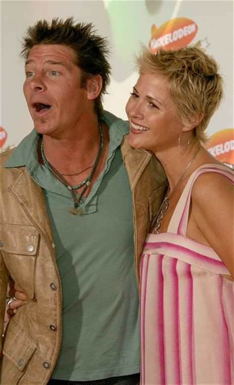 what is ty pennington doing now ty pennington in 20th annual kid s choice awards