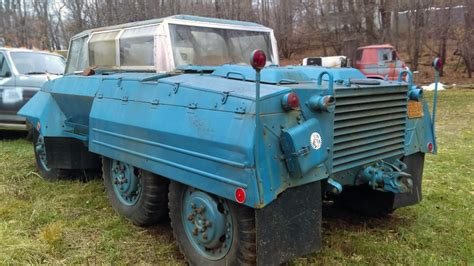 Armored Car Mn by Made In St Paul Mn 1942 Ford M20 6x6