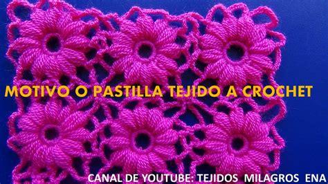 blusa rosada tejida con motivos a crochet paso a paso tejidos milagros ena motivo tejido a crochet flores en punto garbanzo especial
