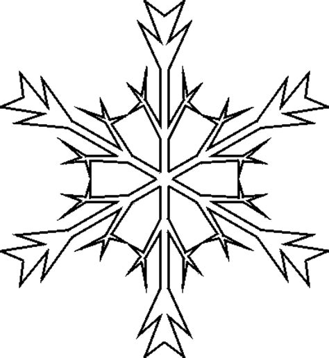 printable snowflakes to cut out fuel your creativity with this collection of free stencil