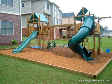 big backyard lexington wood gym set kids playsets adventure playsets woodridge swing set