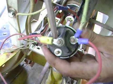 cub cadet  wiring youtube