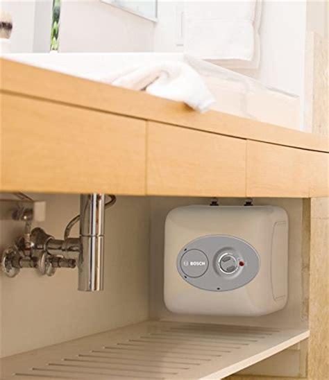 under sink electric water heater bosch t 2 5 gallon electric mini tank under sink water